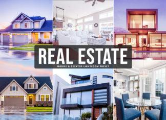 Free Real Estate Lightroom Preset