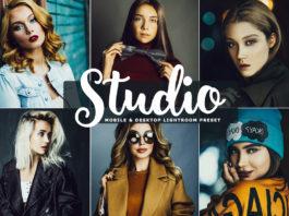 Free Studio Lightroom Preset