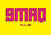 Free Smaq Decorative Font Family