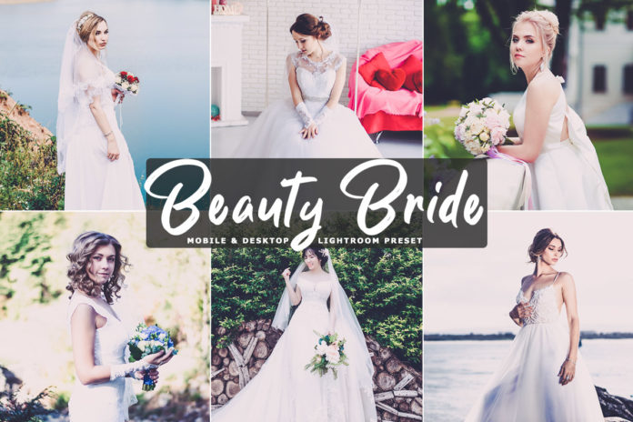 Free Beauty Bride Lightroom Preset