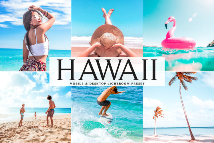 Пресет Hawaii
