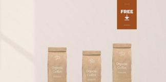 Free Minimalist Packaging Mockup