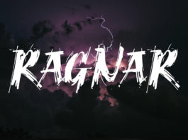 Free Ragnar Brush Font
