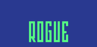 Free Rogue Display Font