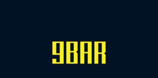 Free 9BAR Display Font
