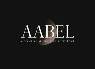 Free Aable Modern Serif Font