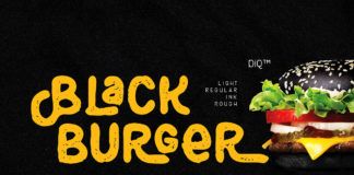 Free Black Burger Font