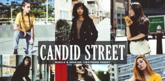 Free Candid Street Lightroom Preset