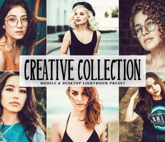 Free Creative Collection Lightroom Preset