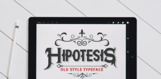 Free Hipotesis Western Display Font