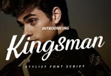 Free Kingsman Script Font