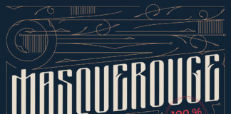 Free Masquerouge Victorian Display Font Family