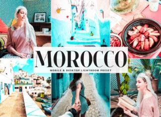 Free Morocco Lightroom Preset