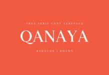 Free Qanaya Serif Font Family Pack