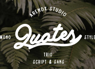 Free Quotes Vintage Font