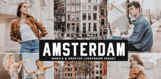 Free Amsterdam Lightroom Preset