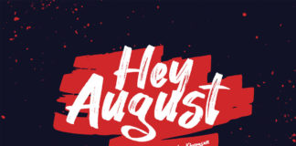 Free Hey August Handwritten Font