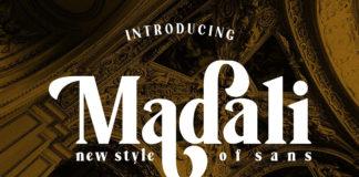 Free Madali Sans Serif Font