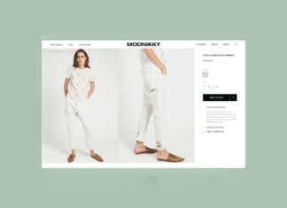Free Modnikky Figma Ecommerce Template