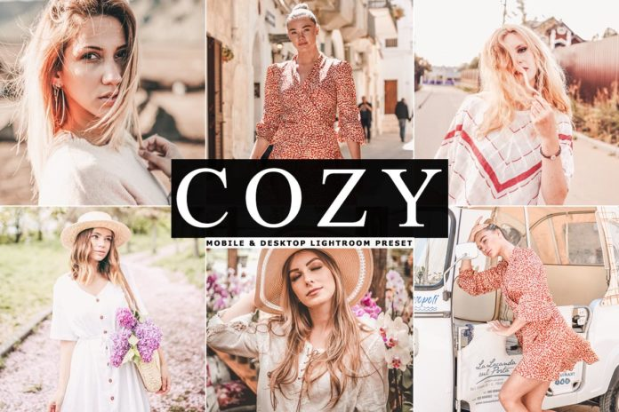 Free Cozy Lightroom Preset