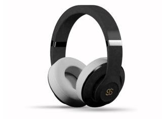 Free Headphones Mockup