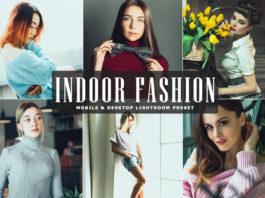 Free Indoor Fashion Lightroom Preset