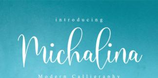 Free Michalina Script Font