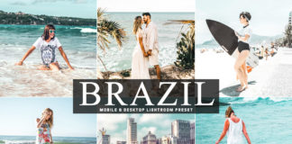 Free Brazil Lightroom Preset