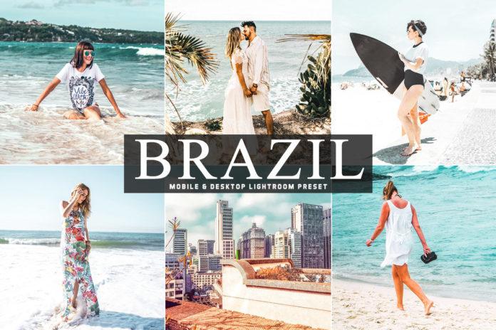 Free Brazil Lightroom Preset