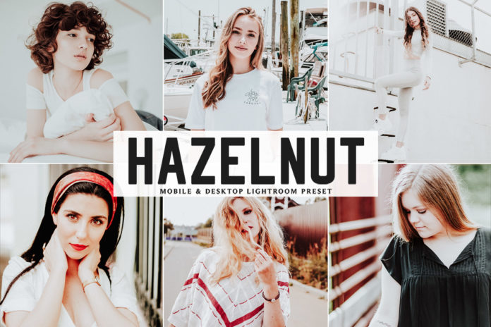 Free Hazelnut Lightroom Preset