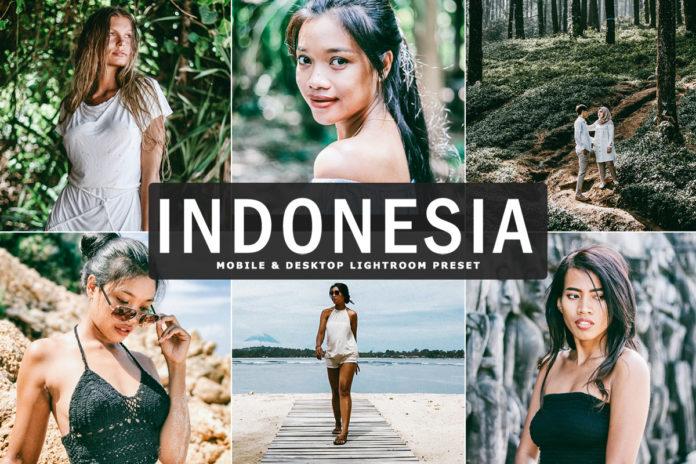 Free Indonesia Lightroom Preset