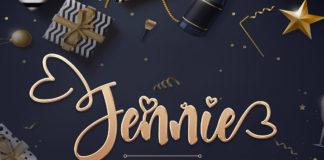 Free Jennie Handwritten Font