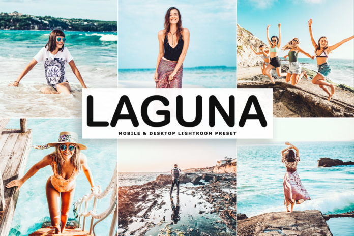 Free Laguna Lightroom Preset