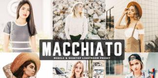 Free Macchiato Lightroom Preset