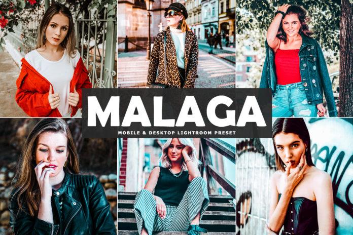 Free Malaga Lightroom Preset