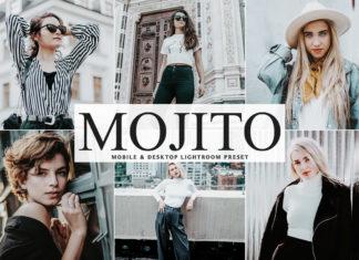 Free Mojito Lightroom Preset