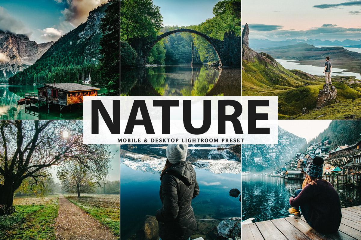 Free Nature Lightroom Preset
