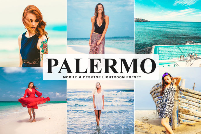 Free Palermo Lightroom Preset