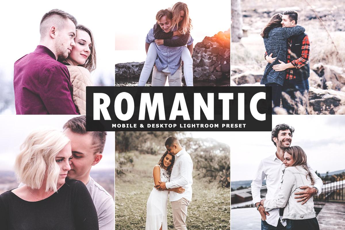 Free Romantic Lightroom Preset