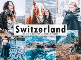 Free Switzerland Lightroom Preset