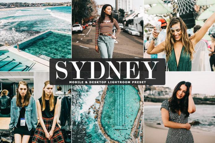 Free SydneyLightroom Preset