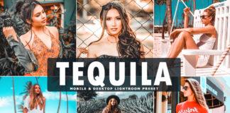 Free Tequila Lightroom Preset