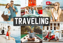 Free Traveling Lightroom Preset