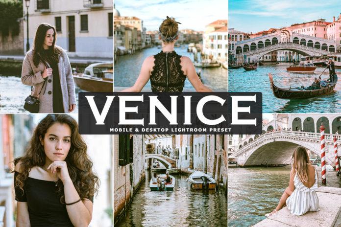 Free Venice Lightroom Preset