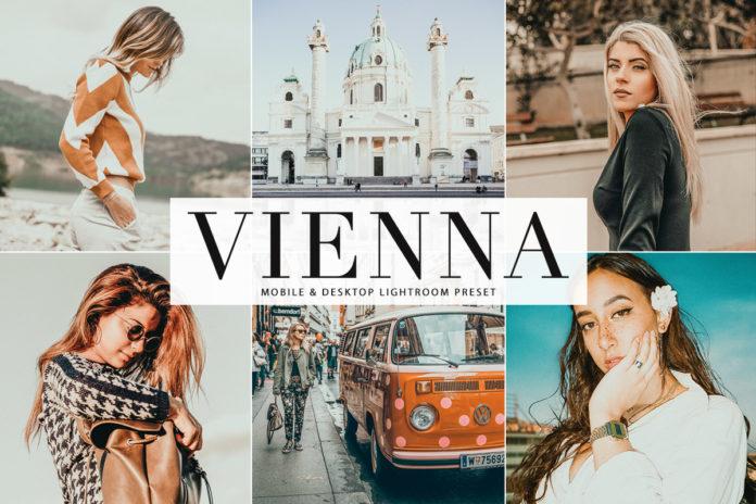 Free Vienna Lightroom Preset