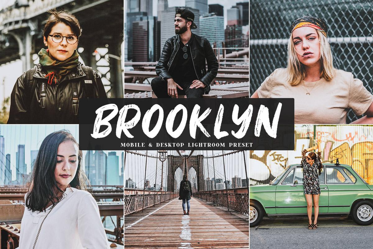 Free Brooklyn Lightroom Preset