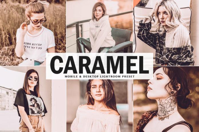 Free Caramel Lightroom Preset