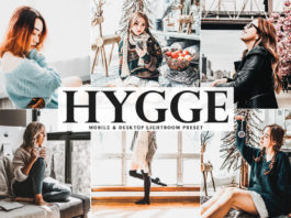 Free Hygge Lightroom Preset