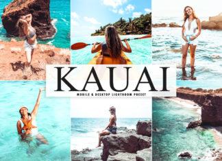 Free Kauai Lightroom Preset