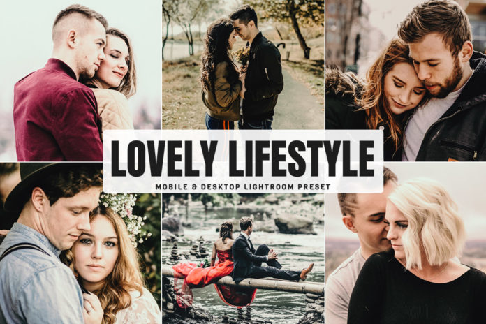 Free Lovely Lifestyle Lightroom Preset